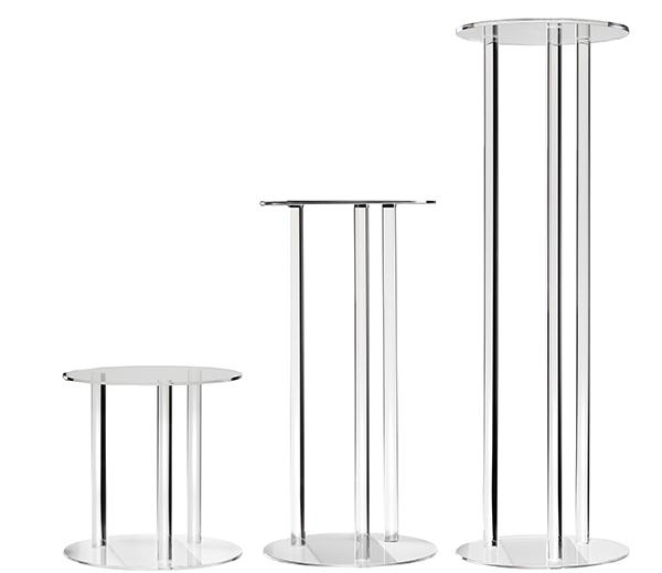 アクリルテーブル